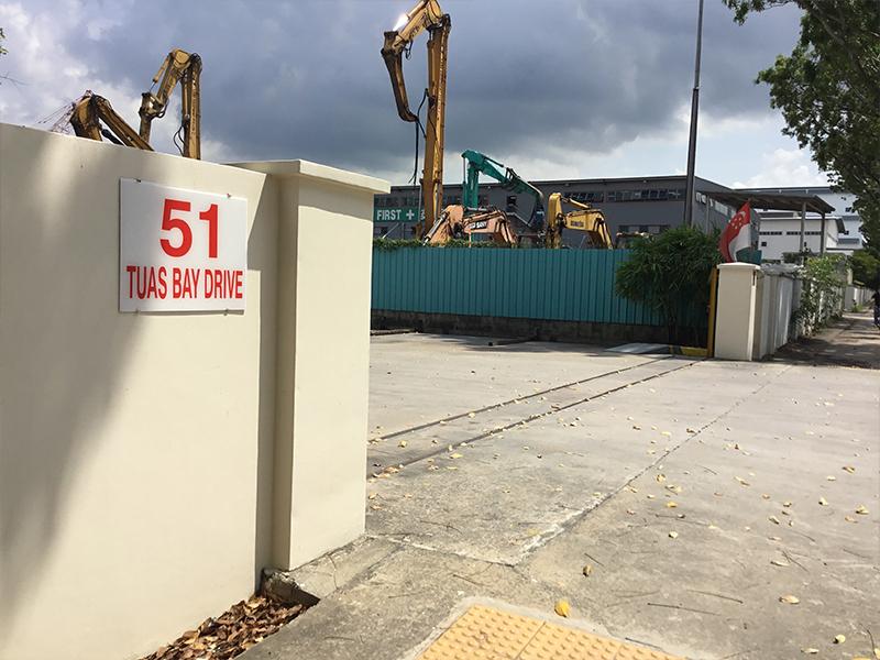 Warehouse Relocation – Chuan Leong Metalimpex Co  Pte Ltd